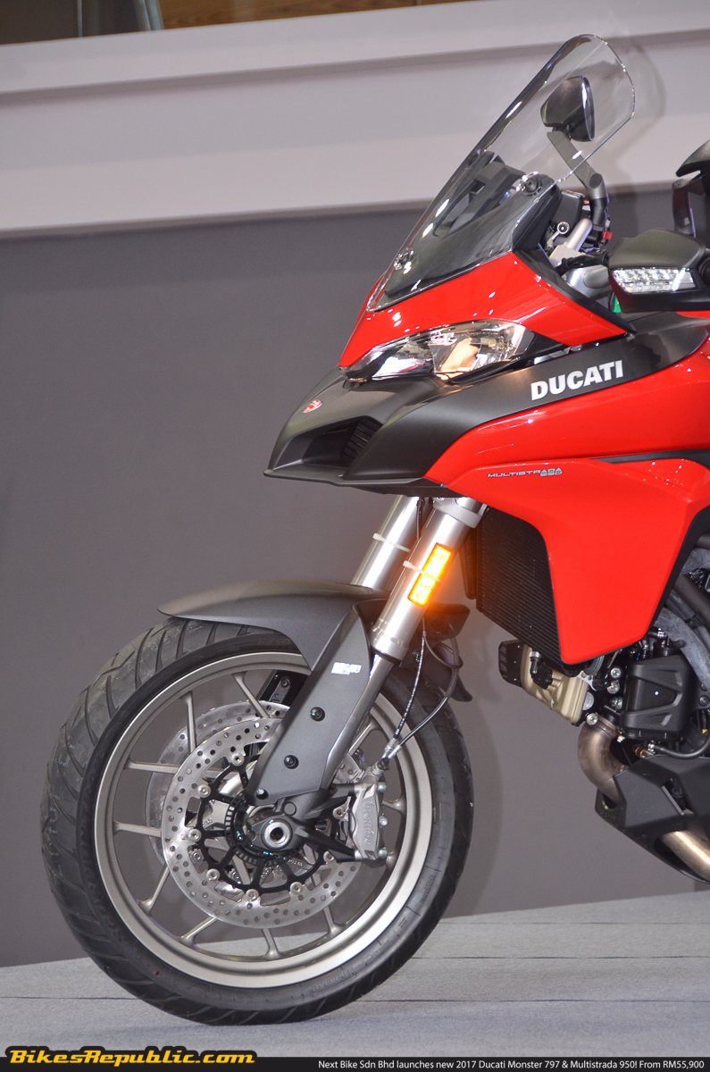 Next Bike Sdn Bhd Launches New 2017 Ducati Monster 797