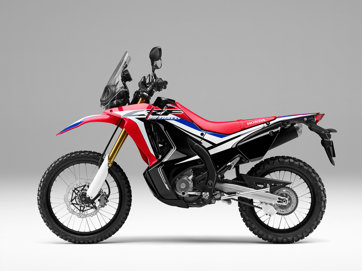 Boon Siew Honda Official Launches 2017 Honda Crf250l And Crf250