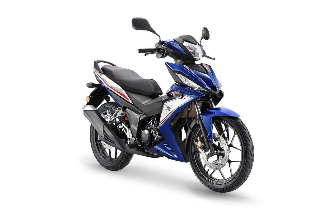 Rs150r Was First Introduced In Malaysia June 2016 And Released To Market August Sporting A 150cc Single Cylinder Liquid Cooled Dohc Engine