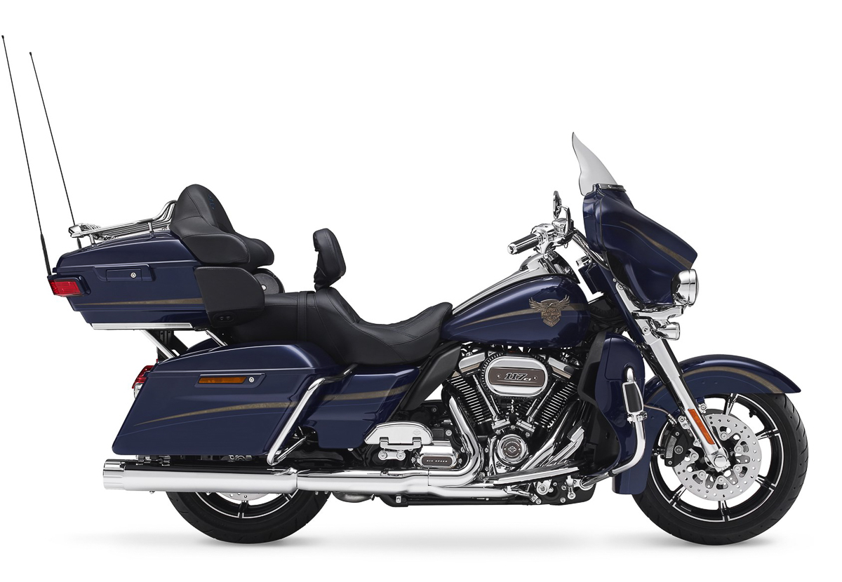 Harley-Davidson launches THREE new 2018 CVO models ...