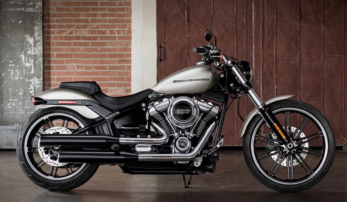 Harley-Davidson launches EIGHT new 2018 Softail models ...