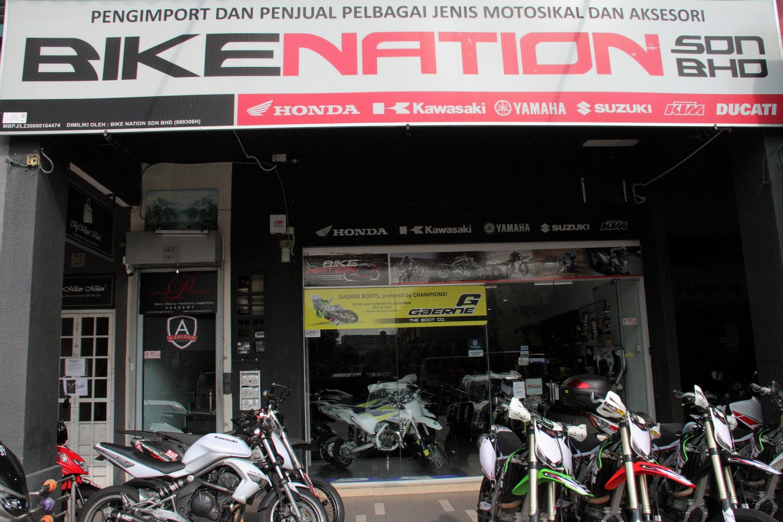 Bike Nation is the new official Husqvarna dealer in Malaysia