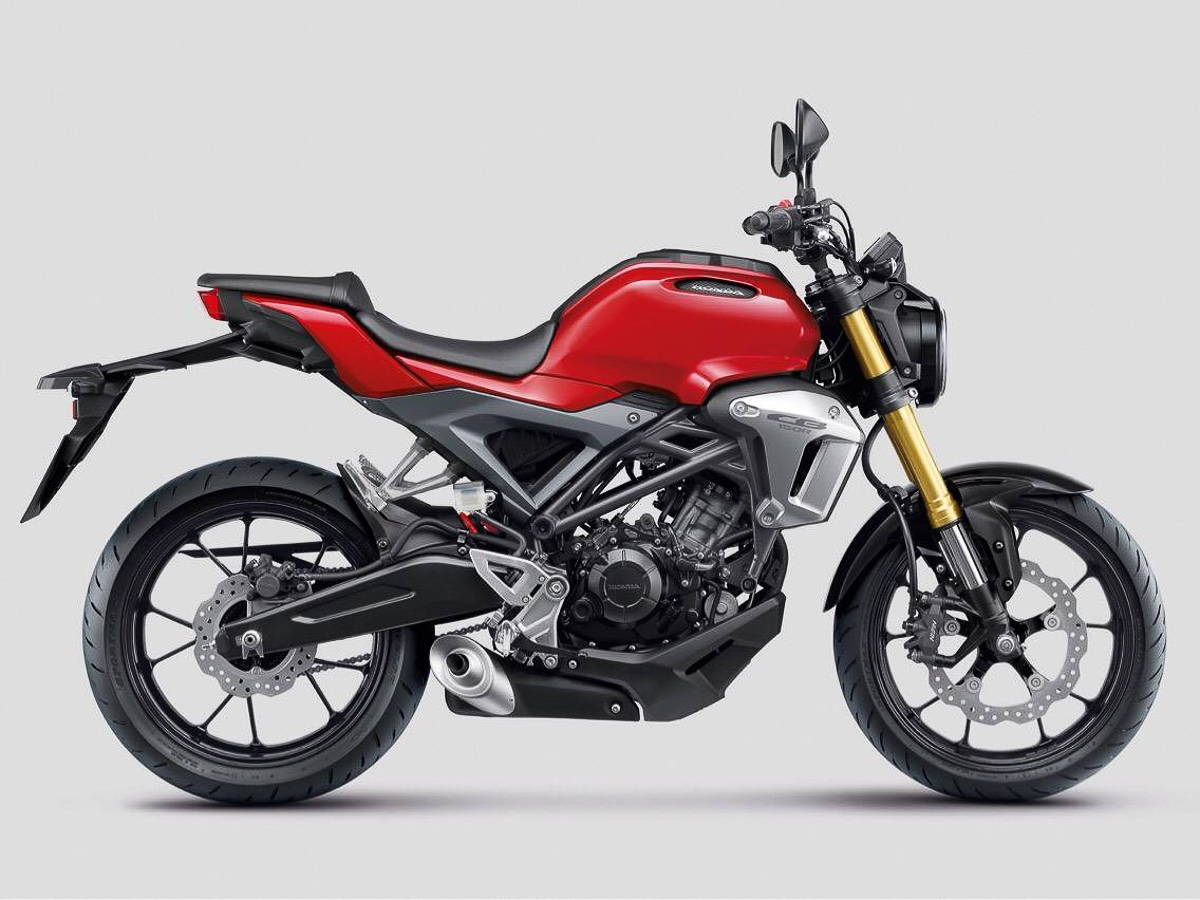 Honda Thailand launches 2017 Honda CB150R Exmotion – From RM12,810