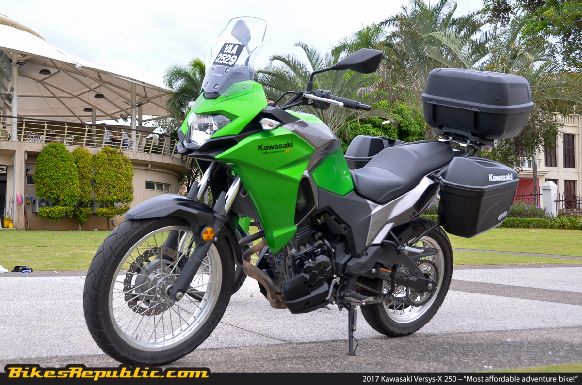 Top Things To Love About The Kawasaki Versys-X 250