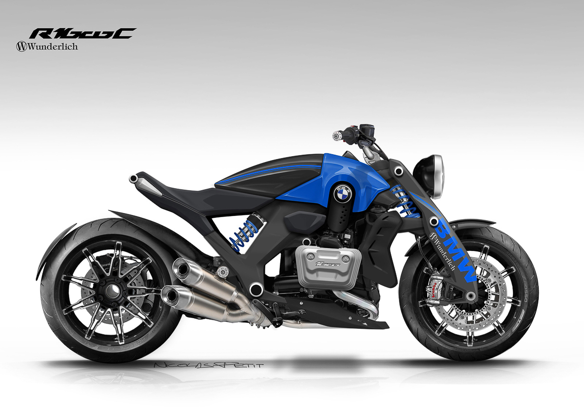 Bmw Motorrad Is Coming Up With A 1 600cc Cruiser Bikesrepublic