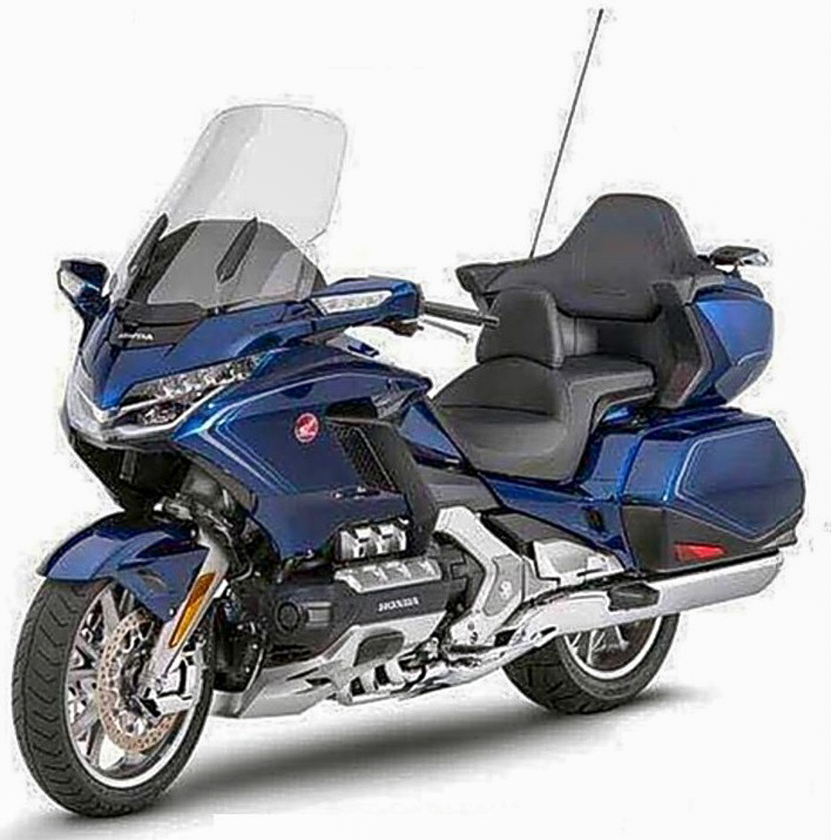 How to Check Your Honda Gold Wing for Dragging Brake