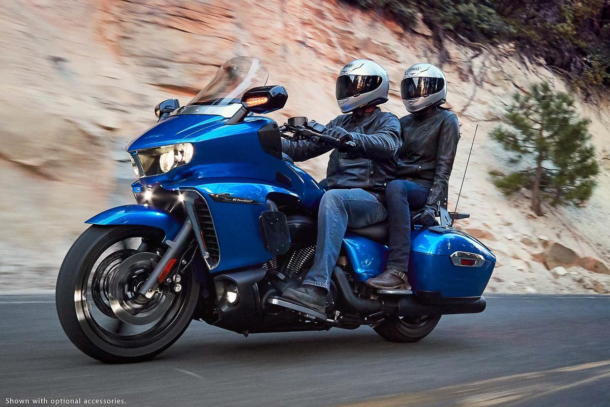 2018 Yamaha Star Eluder Bagger 1800cc 43 Bikesrepublic