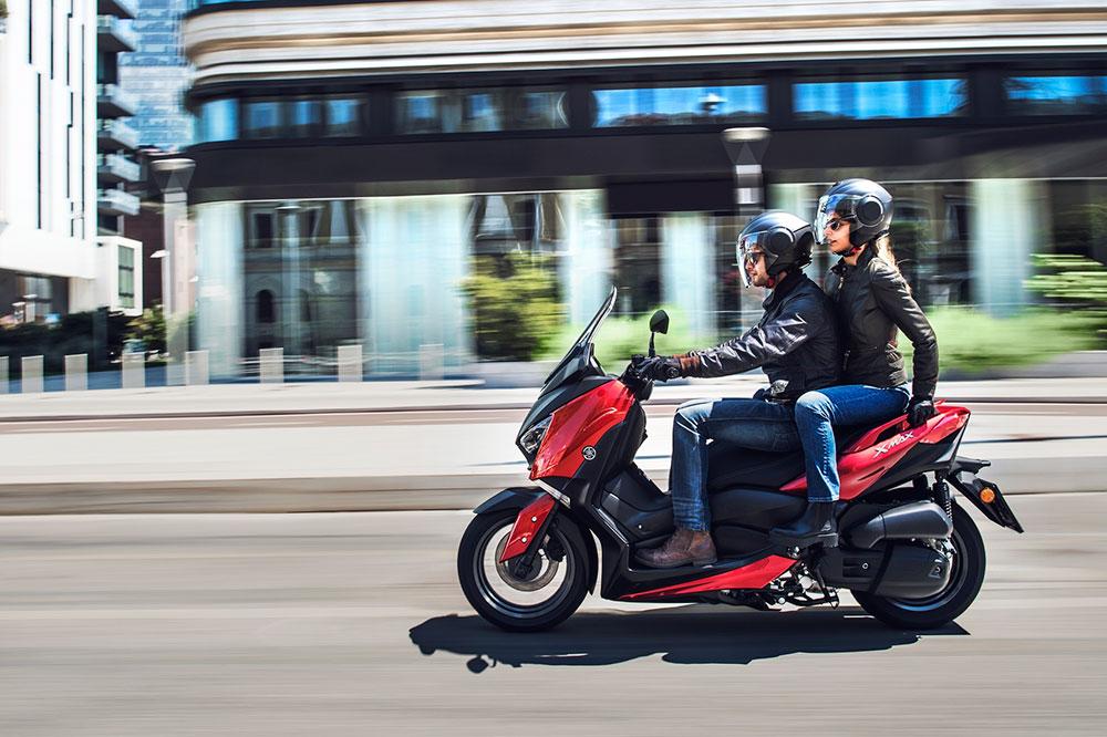 2018 Yamaha X-Max 125 Debuts in Europe - BikesRepublic