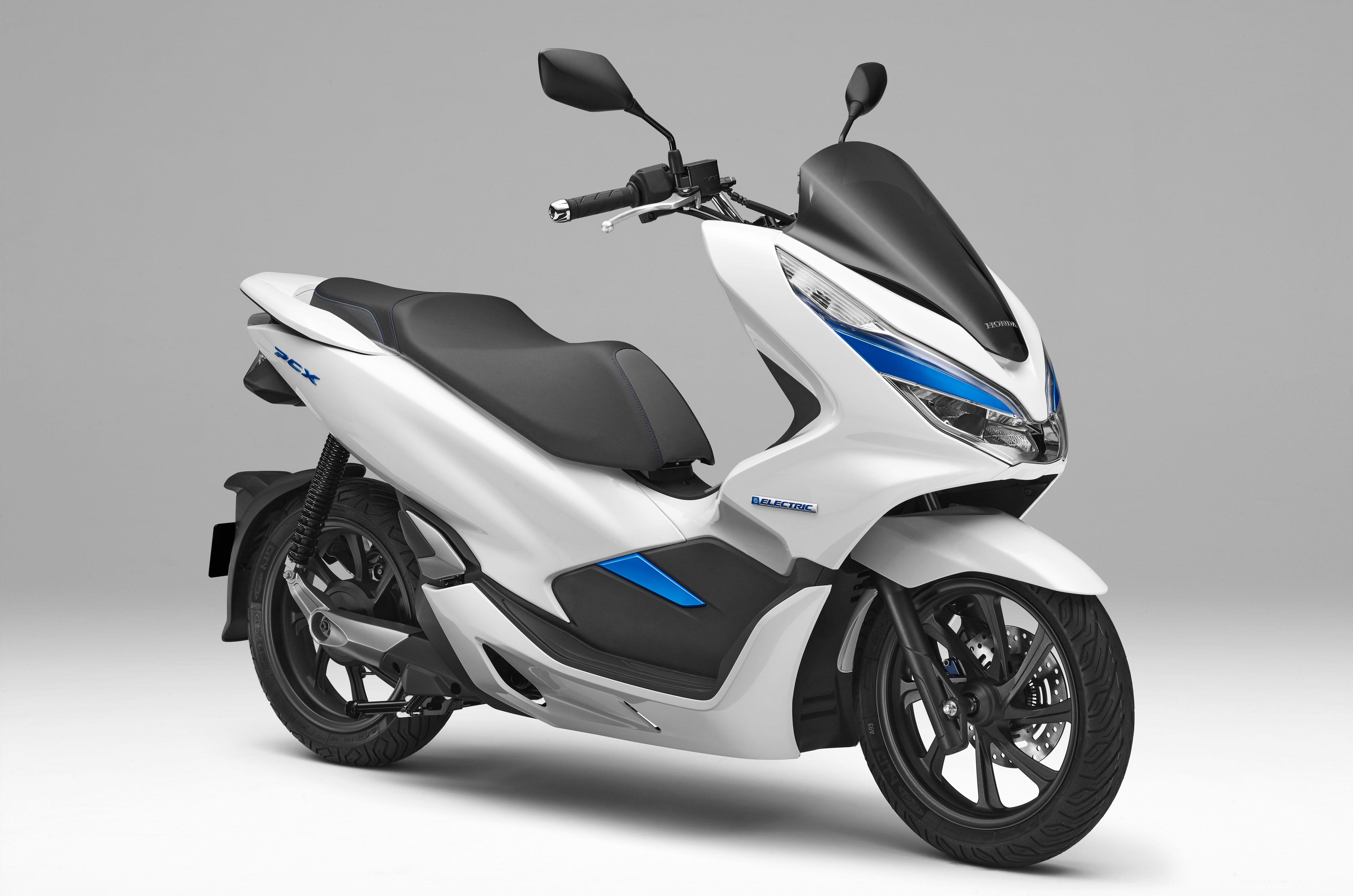 Honda Has Unveiled The Pcx