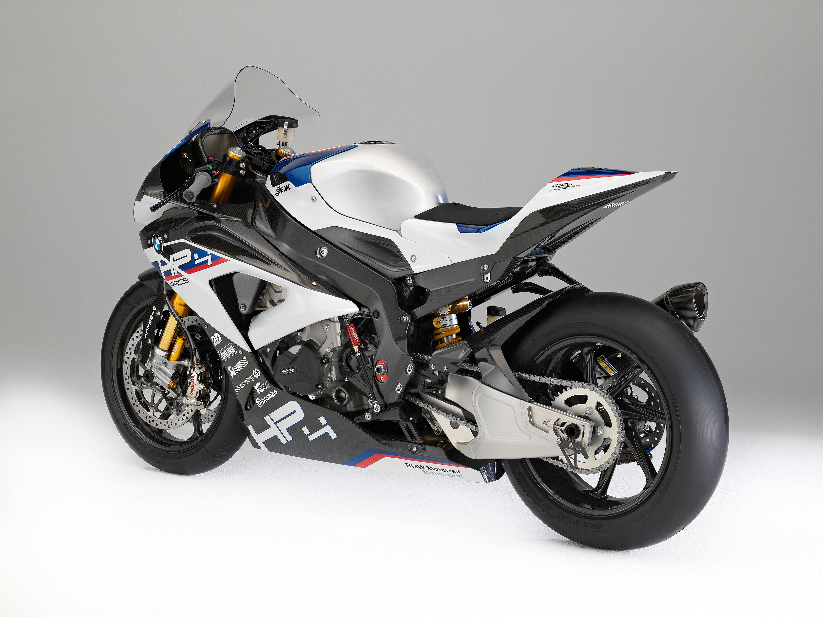 BMW S 1000 RR HP4 Race, BMW G 310 GS and BMW S 1000 XR