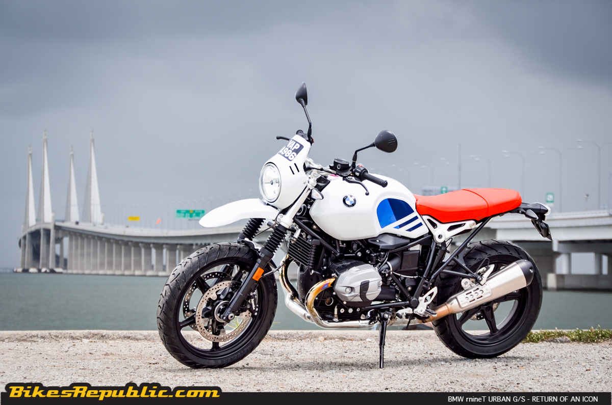 BMW R nineT Urban G/S Test & Review – Return of an Icon