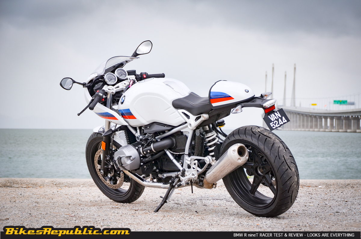 Bmw R Ninet Racer Test And Review Looks Are Everything Bikesrepublic