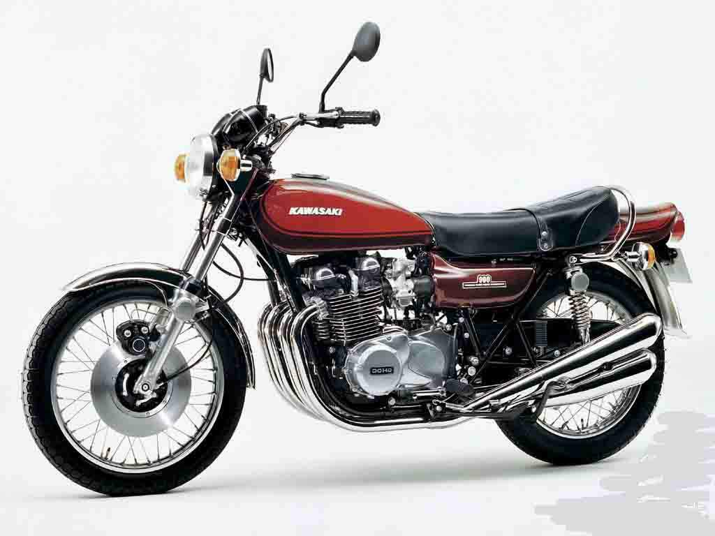 Kawasaki Z1 72 2 Bikesrepublic