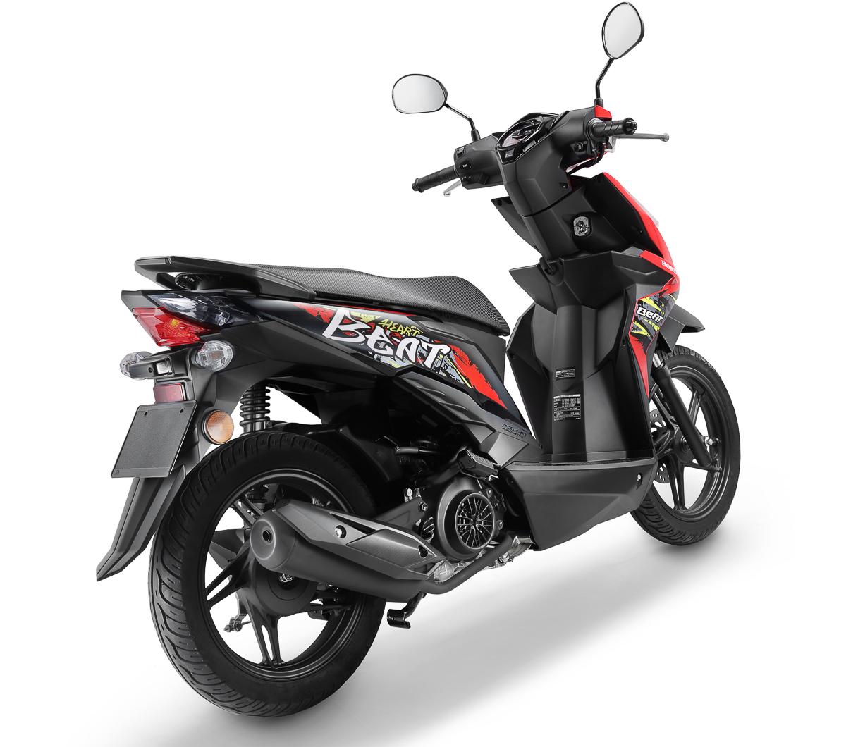 Boon Siew Honda launches updated 2017 Honda BeAT - RM5,724 ...