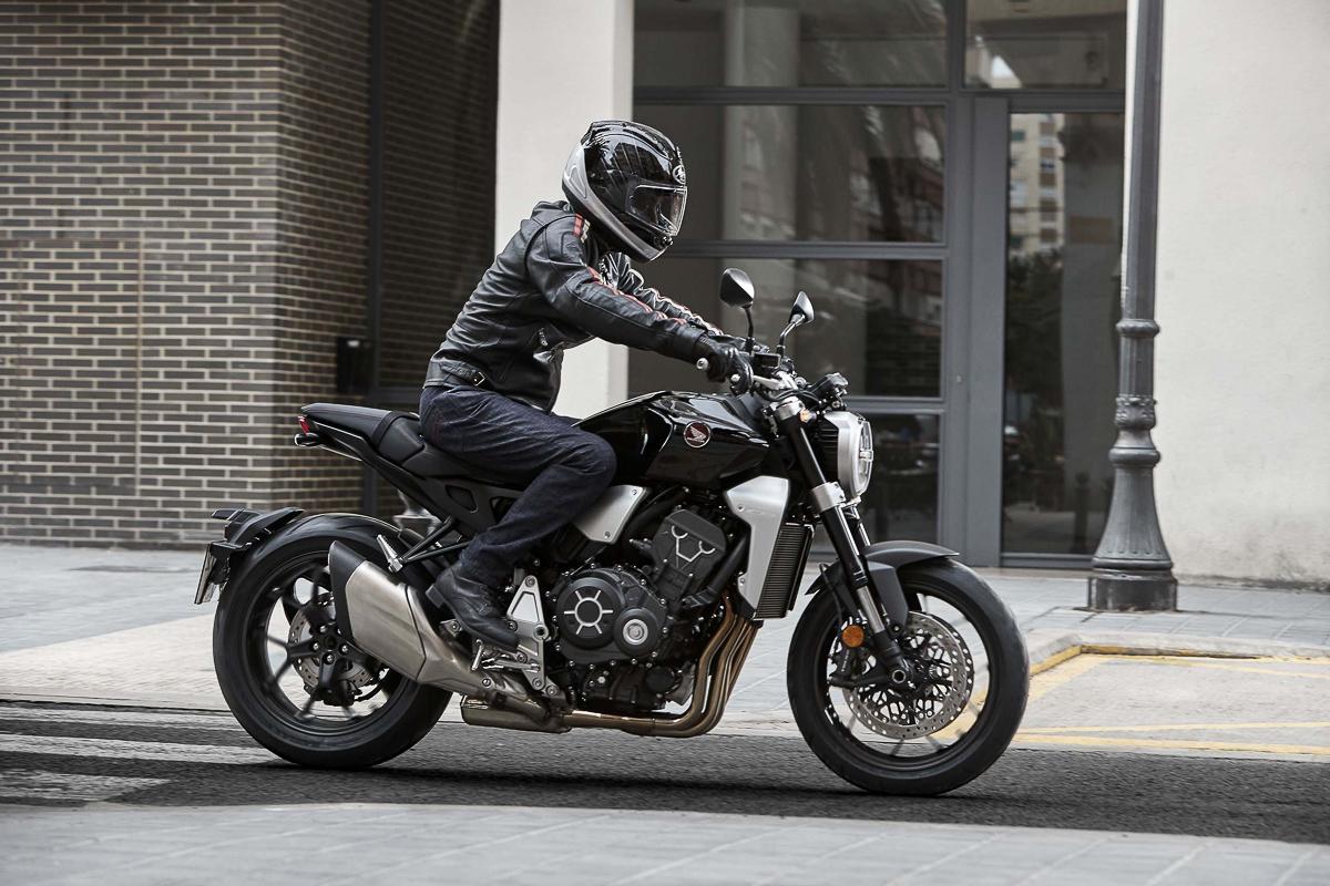The new 2018 Honda CB1000R is better than ever before - BikesRepublic
