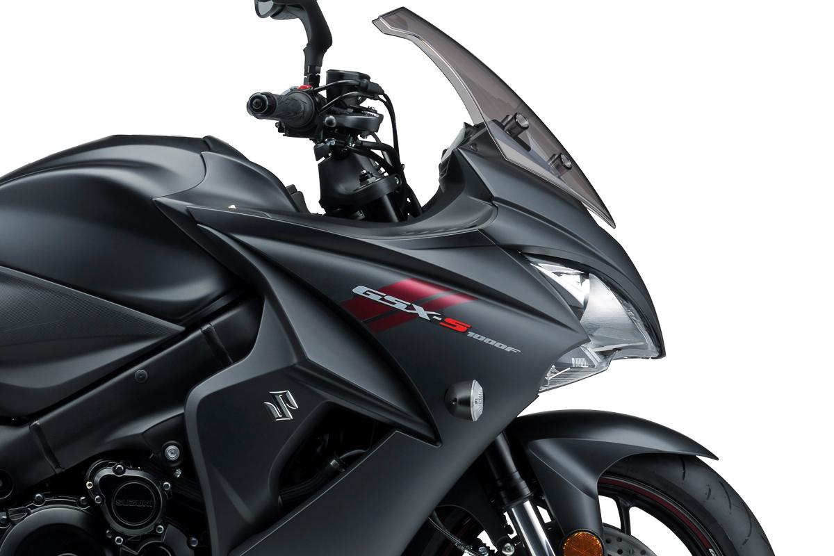 2018 Suzuki Gsx S1000fz Phantom Edition Announced Bikesrepublic
