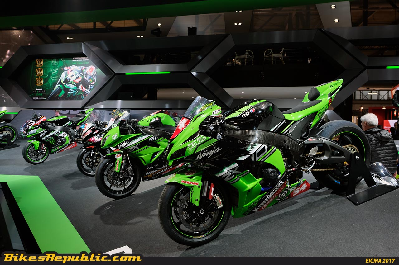Kawasaki Ninja Series Theres A Ninja For Everyone Bikesrepublic