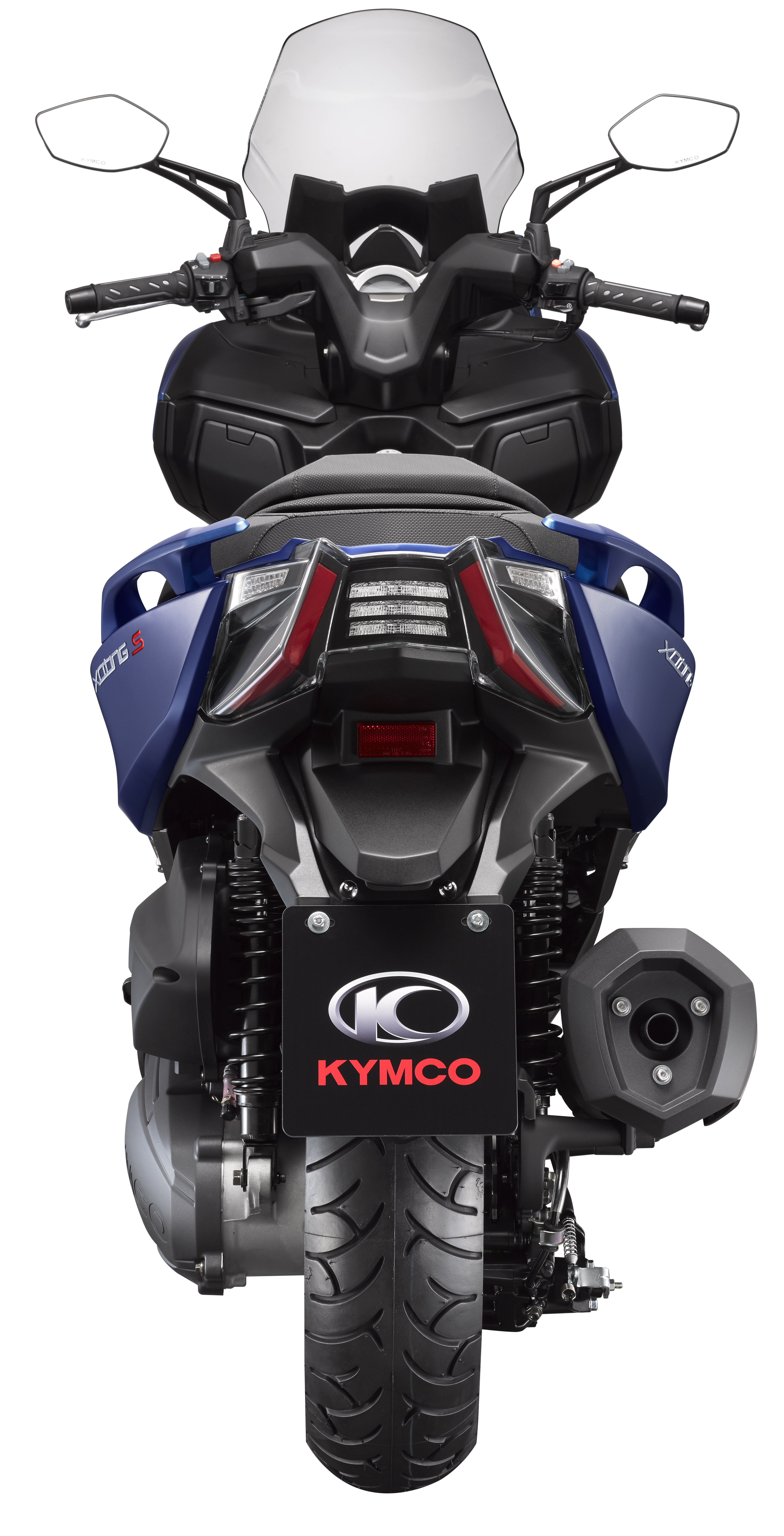 Watch For Motorcycles >> NEW XCITING S 400-06-1 - BikesRepublic