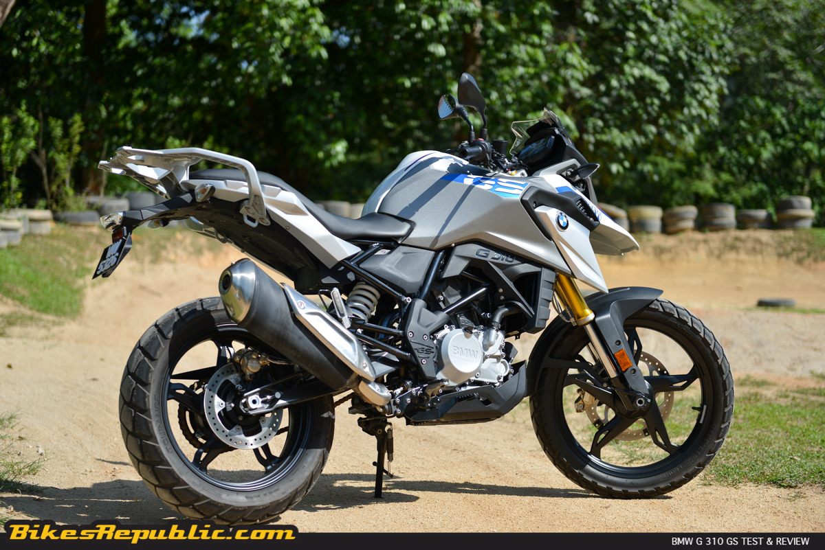 bmw g 310 gs test review bikesrepublic. Black Bedroom Furniture Sets. Home Design Ideas