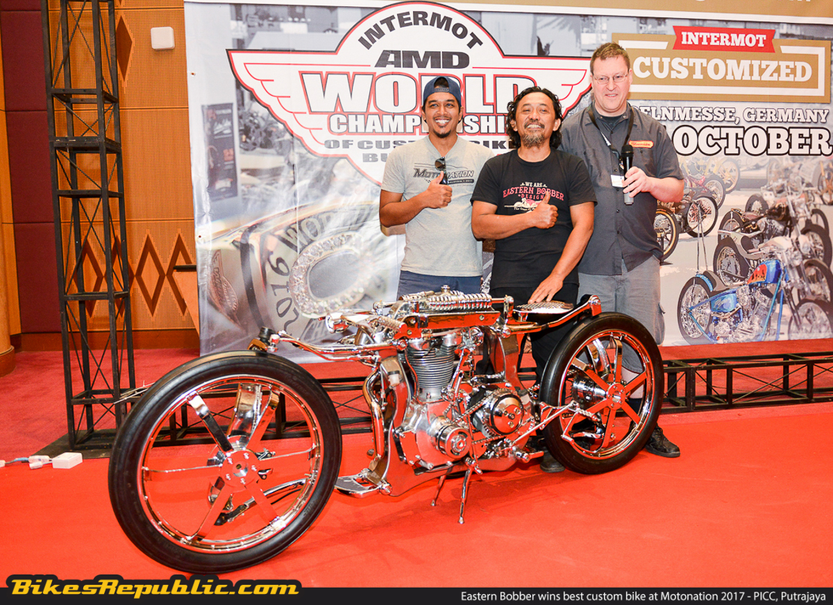 Look Out 2nd Malaysia Bike Building Championship 2019 Happening From 24th To 27th October Bikesrepublic