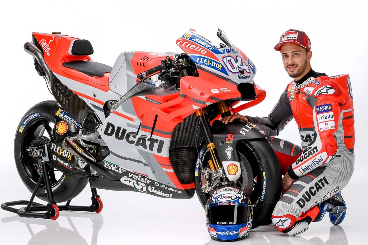 MotoGP 2020: Ducati enthüllt die neue Desmosedici von