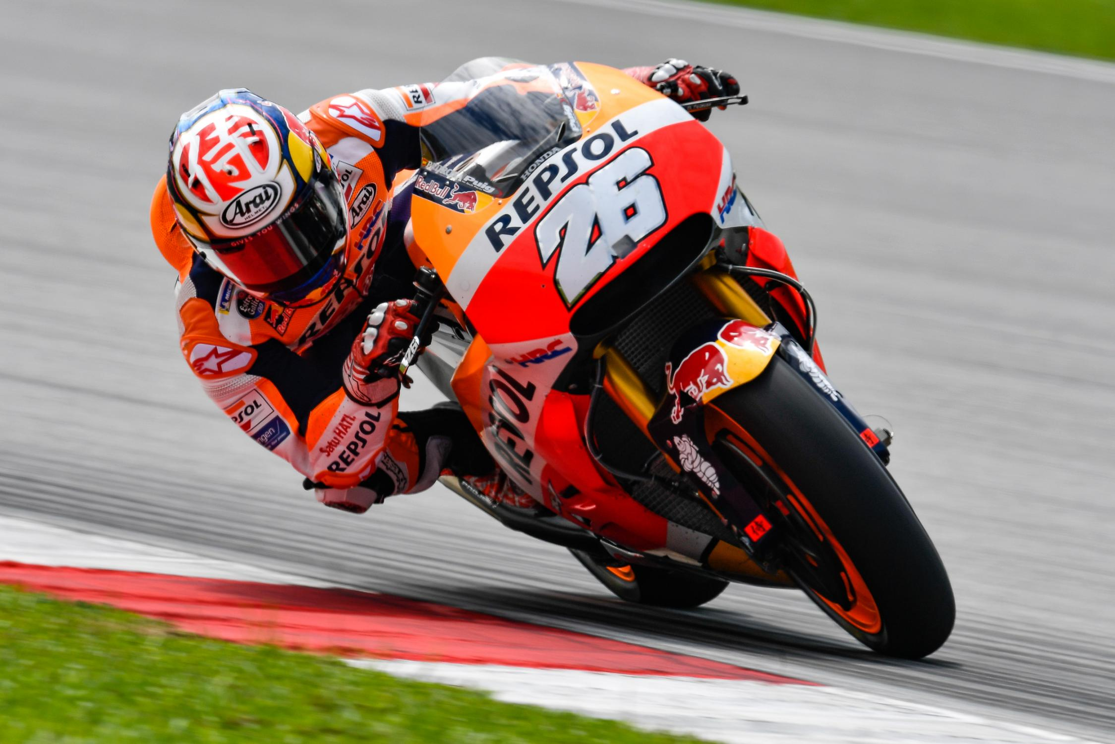 Top 5 Fastest Cars >> 2018 Sepang Official MotoGP Test: Dani Pedrosa Fastest on ...