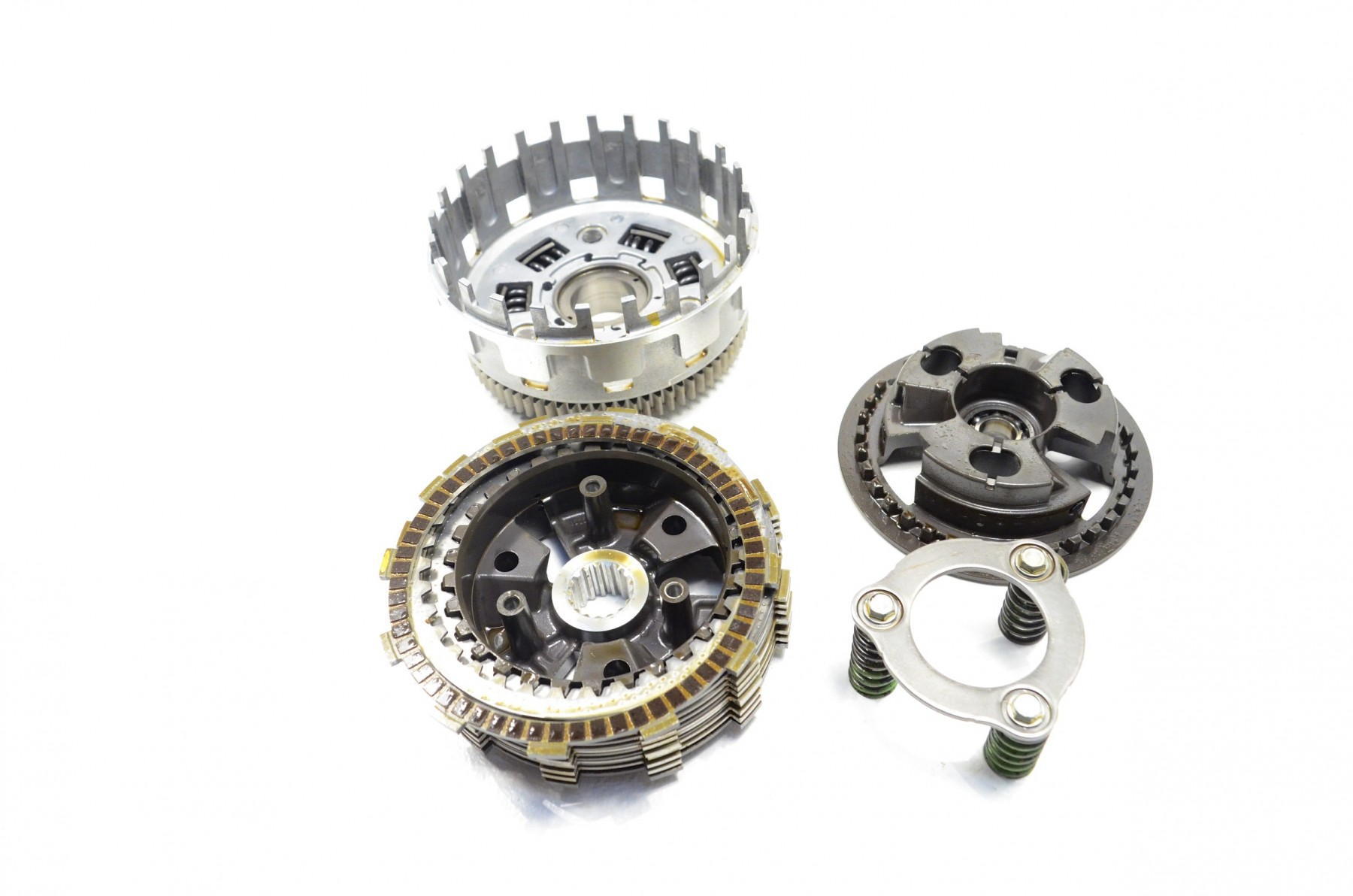 How does a Motorcycle Manual Clutch Work - BikesRepublic
