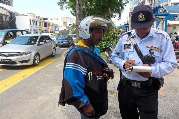 Pdrm Traffic Offence Summons Rates Bikesrepublic