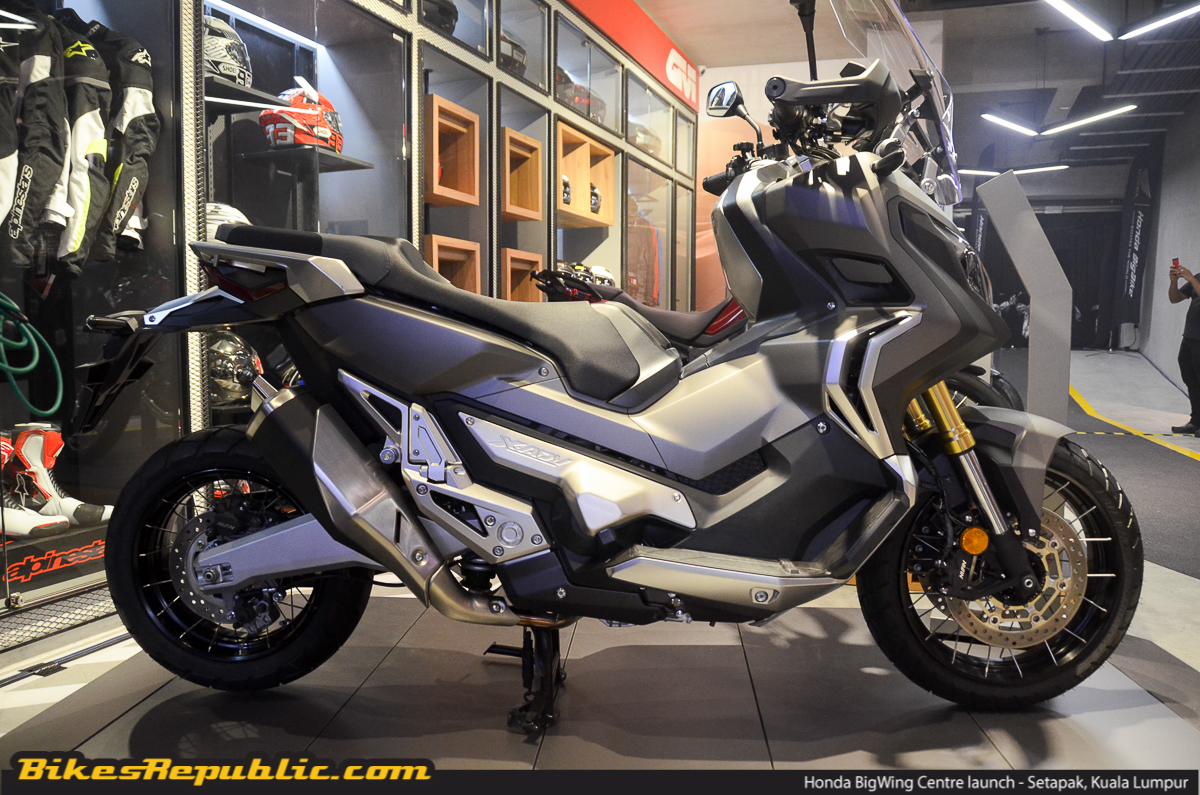 2018 Honda X Adv Priced Below Rm70 000 Bikesrepublic