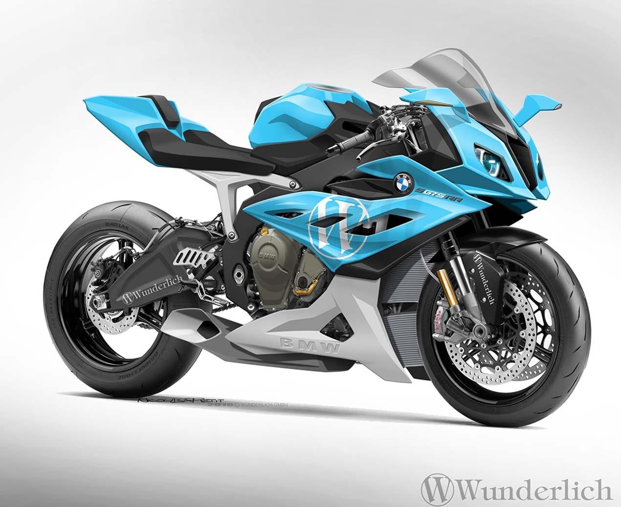 Bmw S 675 Rr Concept By Nicolas Petit Bikesrepublic