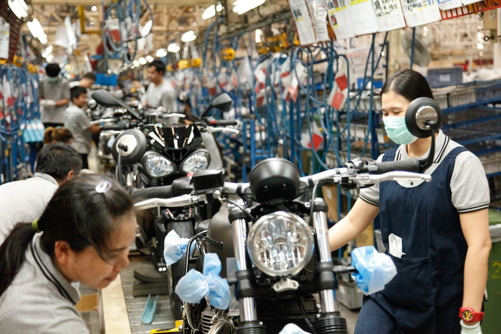 2017 Worldwide Sales Roundup For European Manufacturers Bikesrepublic