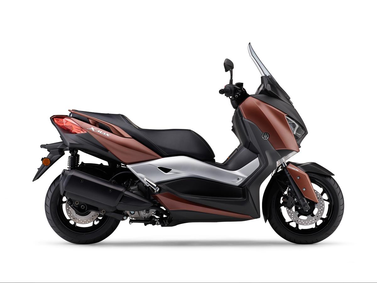 עדכון מעודכן 2018 Yamaha XMax 250 now available! RM22,498 - BikesRepublic JX-62