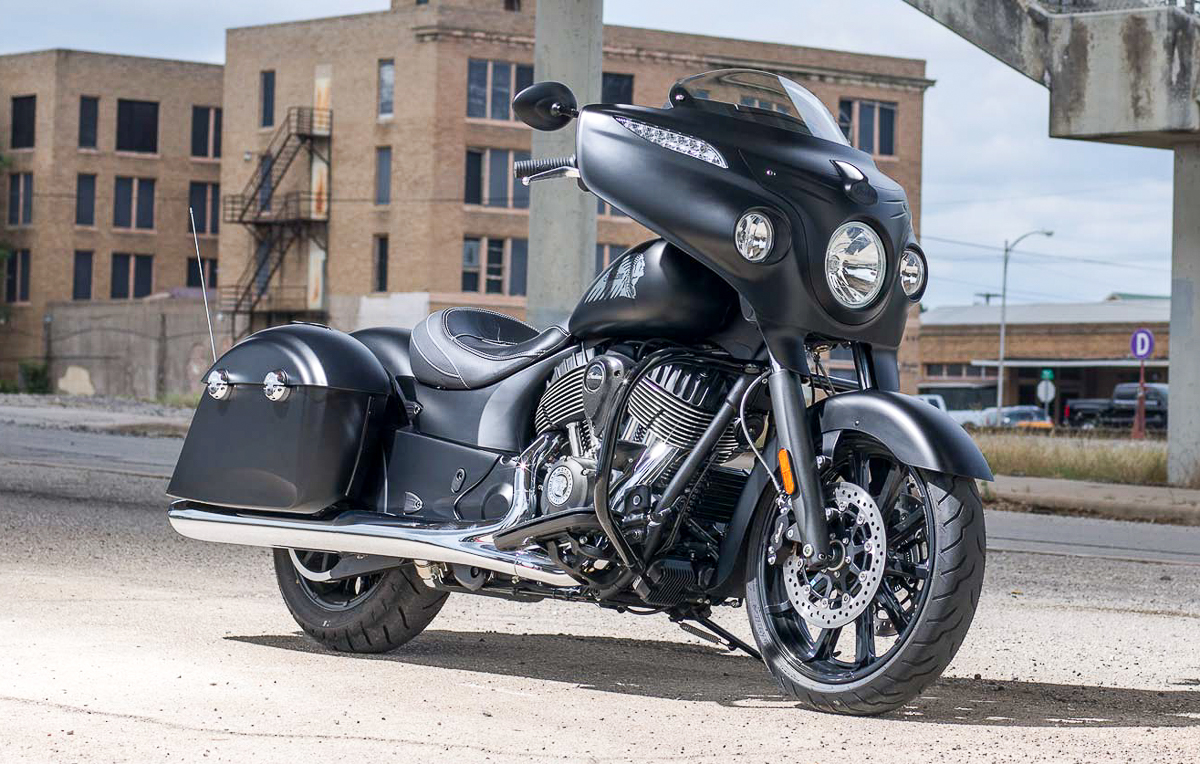 Harley-Davidson and Indian Motorcycles Slapped with Huge Import