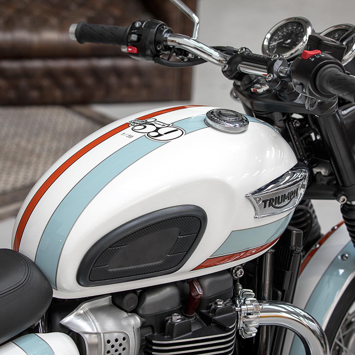 Limited Edition 2018 Triumph Bonneville Spirit Of 59 Unveiled
