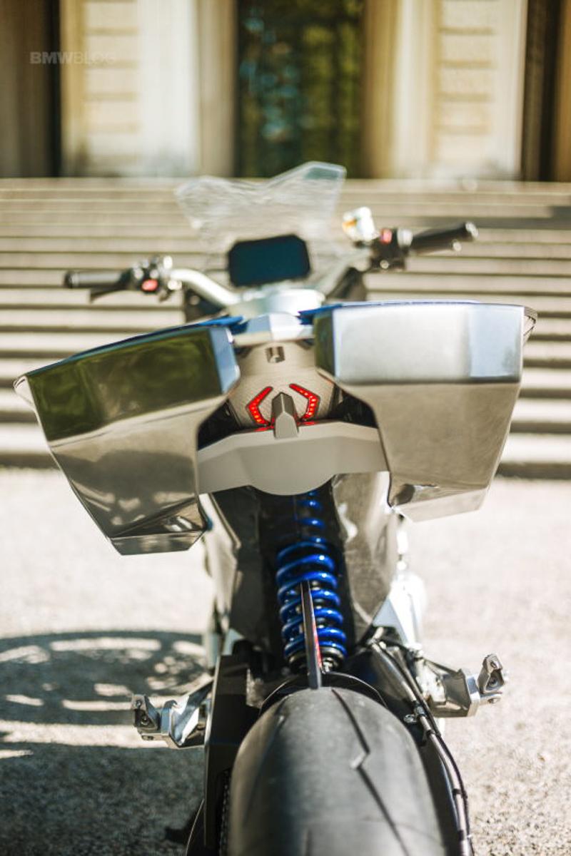 Bmw Motorrad Concept 9cento Middleweight Sport Tourer Unveiled