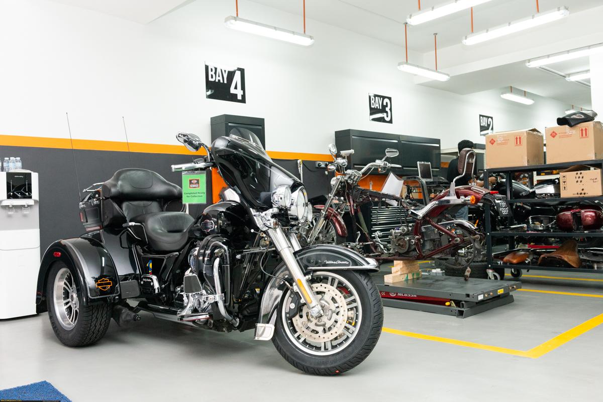Harley-Davidson of Petaling Jaya: Same Great Bikes, Now More