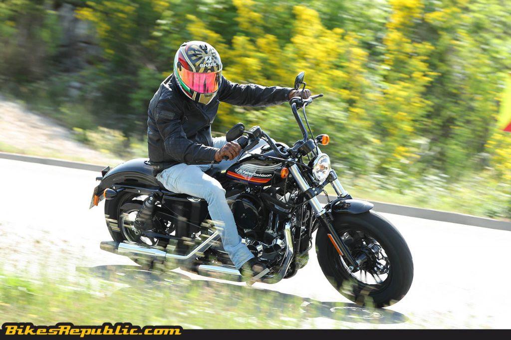 Reviewed: Harley-Davidson Sportster 48 Special - Retro good