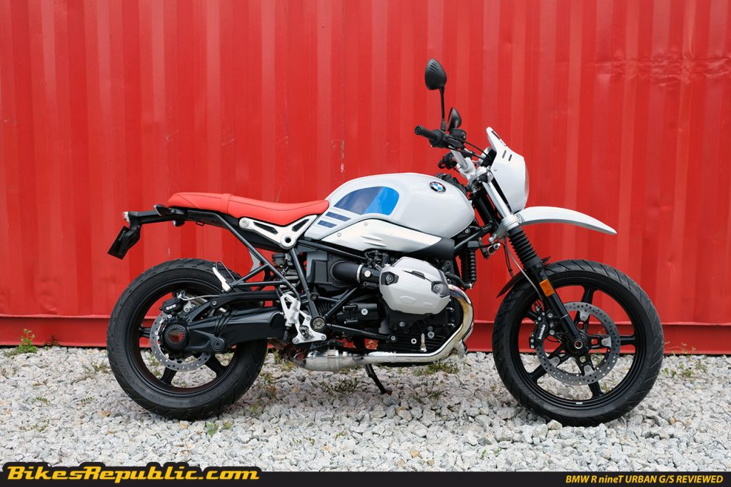 BMW R NineT Urban G/S: The coolest, wildest retro bike you