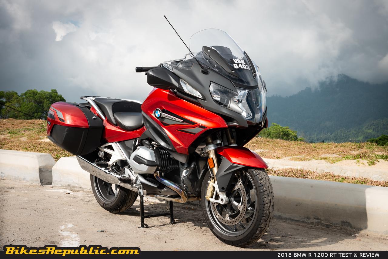 2018 Bmw R 1200 Rt Test Review Bikesrepublic