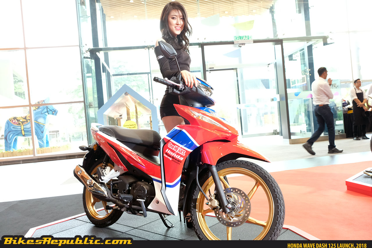 Boon Siew Honda Introduces New Dash 125 - Prices starting from RM5,999