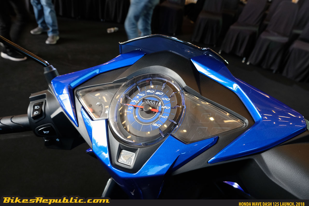 Honda Trail 110 >> Boon Siew Honda Introduces New Dash 125 - Prices starting ...