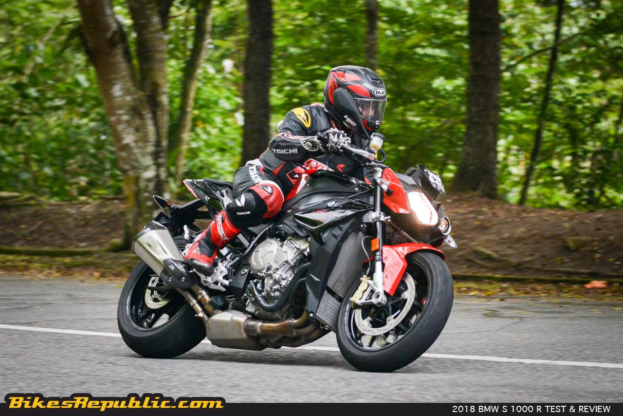 2018 Bmw S 1000 R Test Review Bavarian Bruiser Bikesrepublic