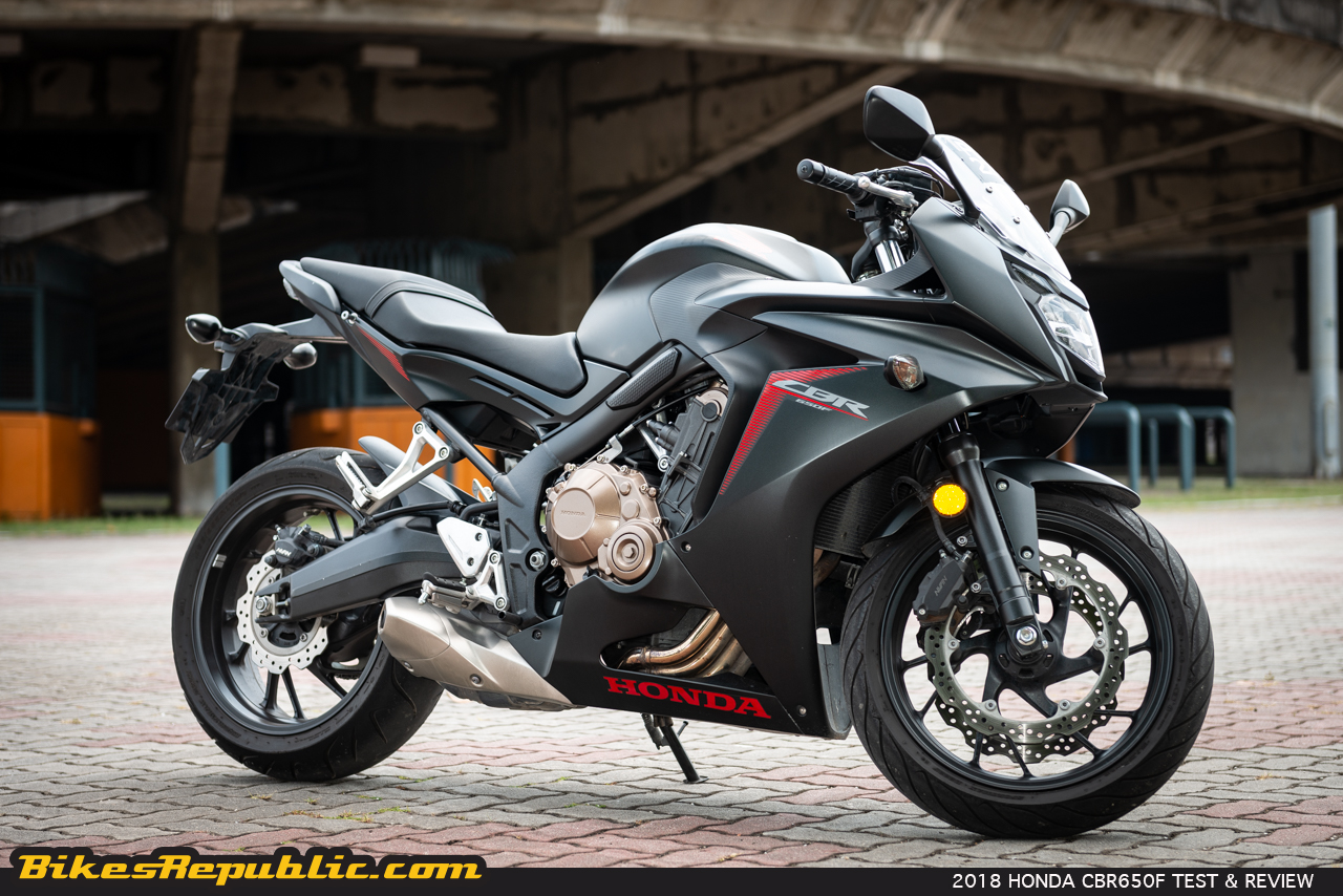 2018 Honda Cbr650f Test Amp Review Quot Between Two Worlds