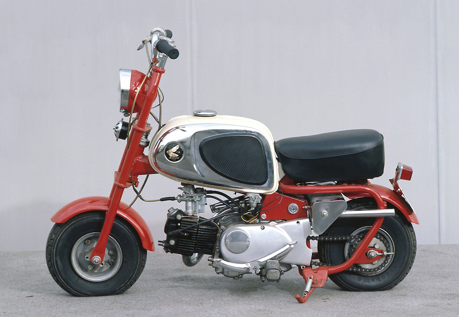Honda Monkey Makes a Comeback Priced from RM 13,999