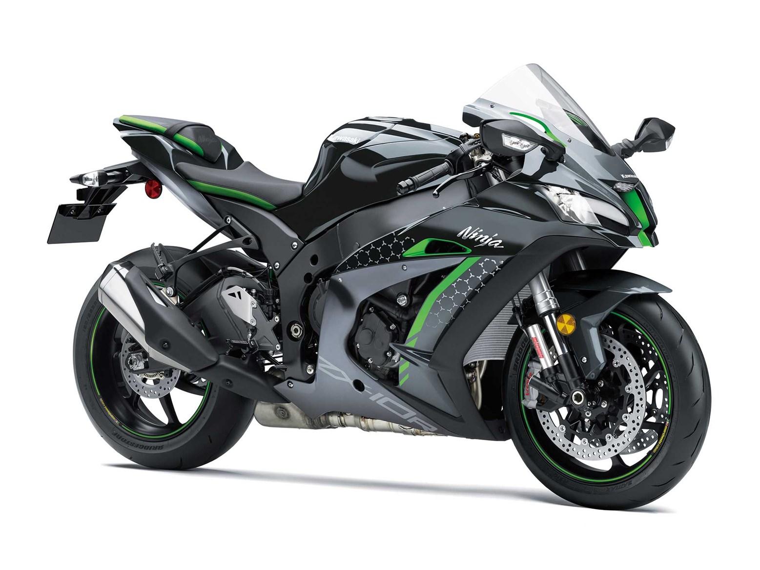 2019 Kawasaki Ninja Zx 10r More Power Bikesrepublic