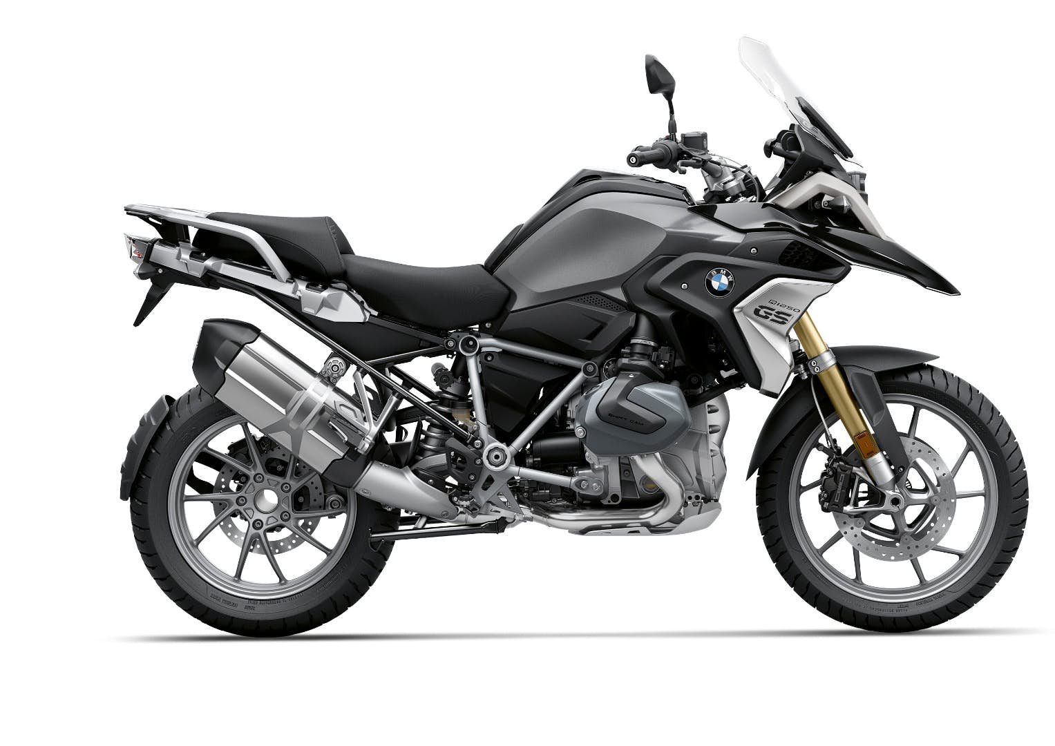 Bmw Motorrad Officially Unveils New 2019 R 1250 Gs And R 1250 Rt
