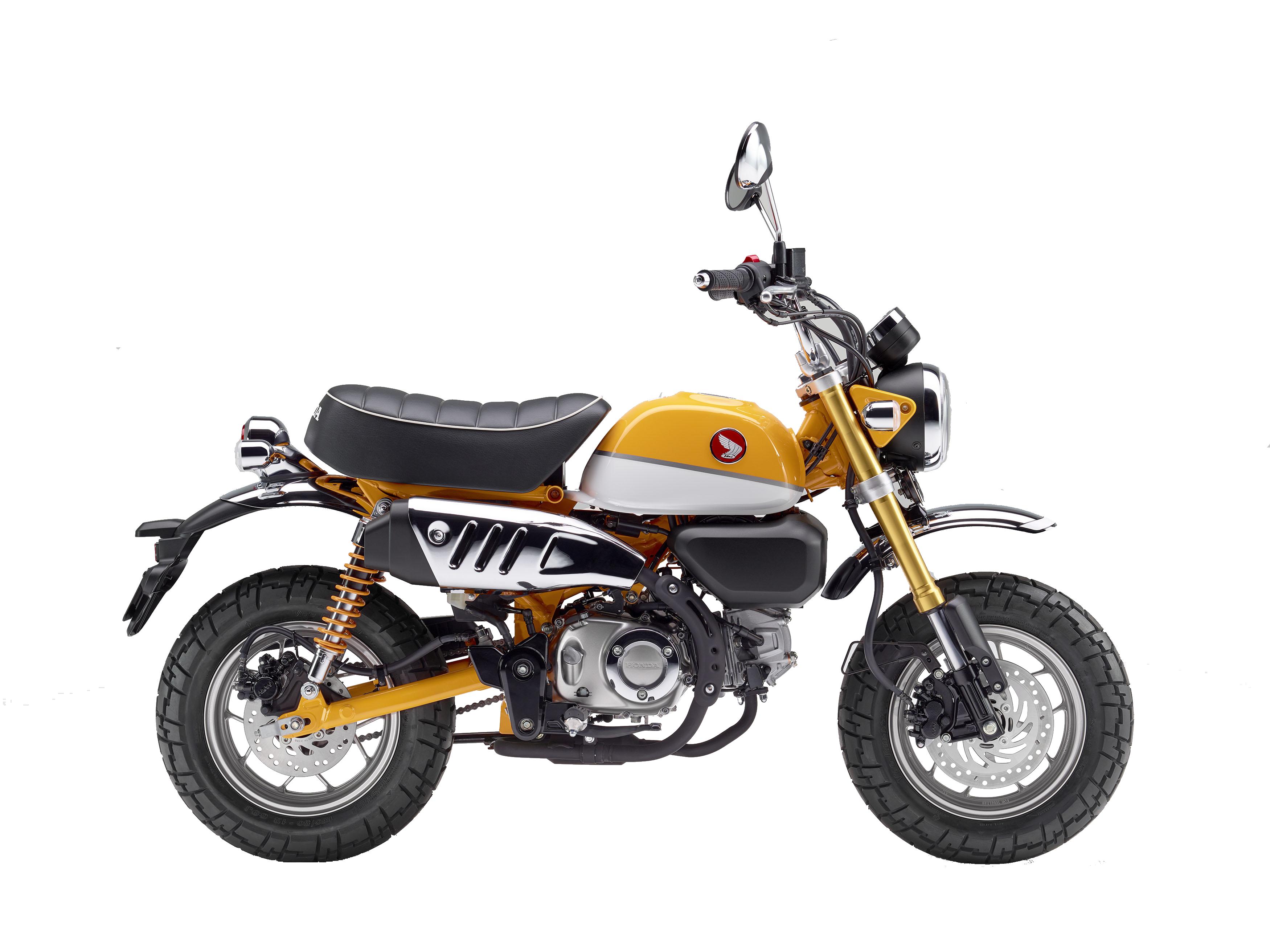 Honda Monkey Makes A Comeback Priced From Rm 13 999 Bikesrepublic