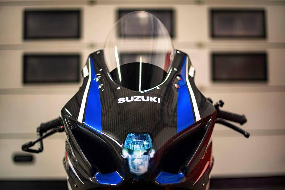 Suzuki Italy Teases with Special GSX-R1000 Model - BikesRepublic