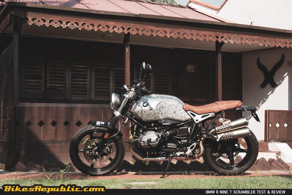 "BMW r nine T Scrambler Test & Review – ""Pure Appeal"" - BikesRepublic"