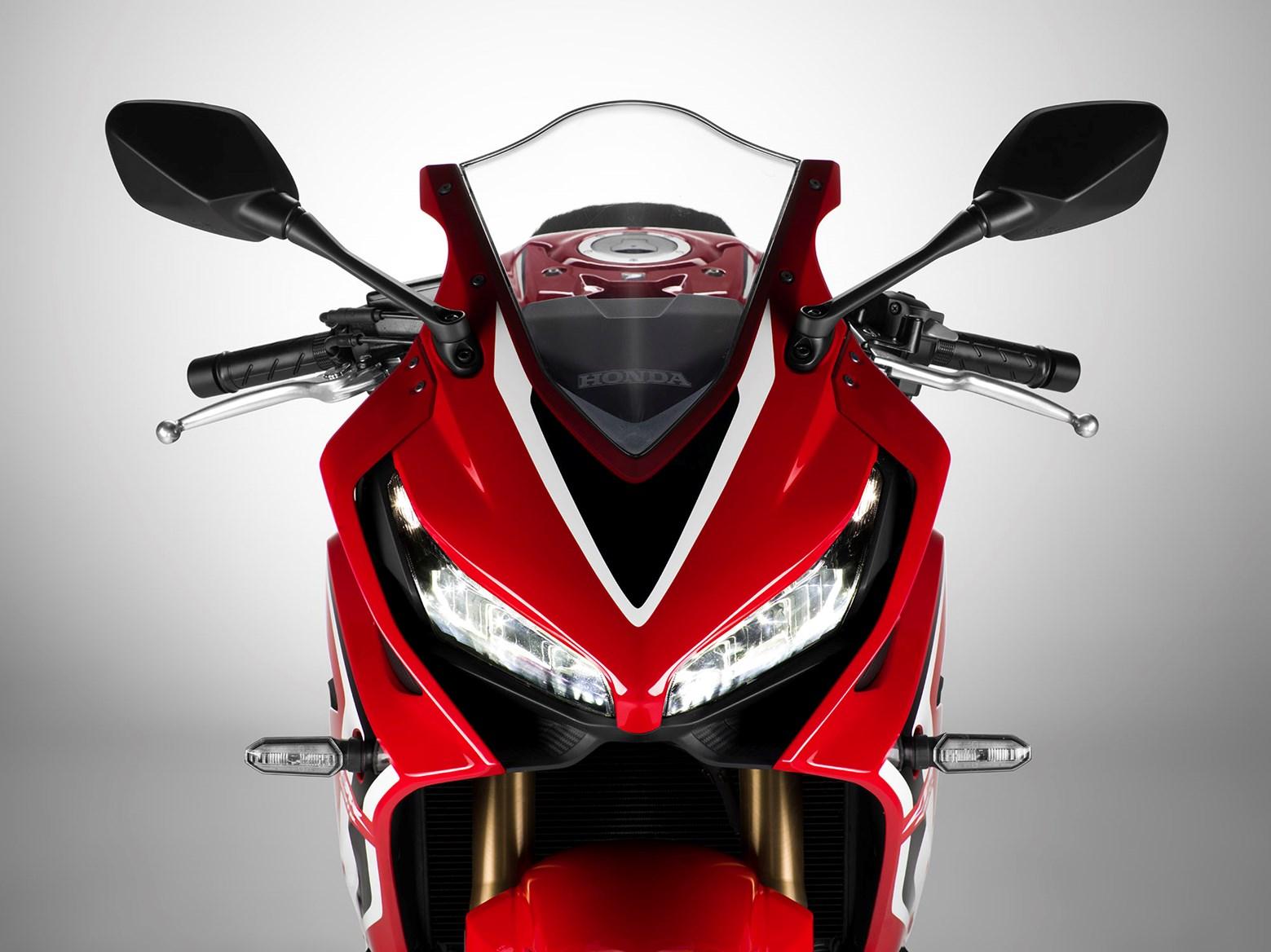 2019 Honda Cbr650r Introduced At Eicma 2018 Bikesrepublic